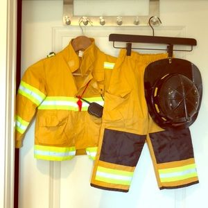 Other - Costco fireman costume 4T